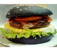 Наш бургер Черный БОСС