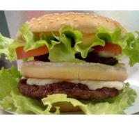 Наш двойной бургер